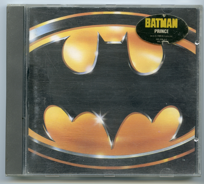 Batman <p><i> Original CD Soundtrack </i></p>