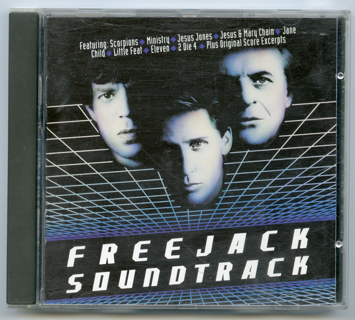 Freejack <p><i> Original CD Soundtrack </i></p>