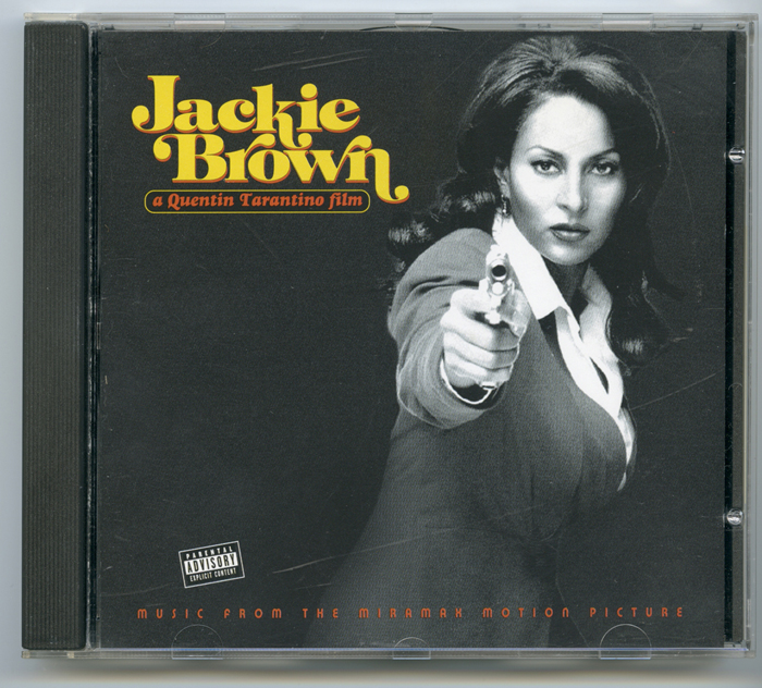 Jackie Brown <p><i> Original CD Soundtrack </i></p>
