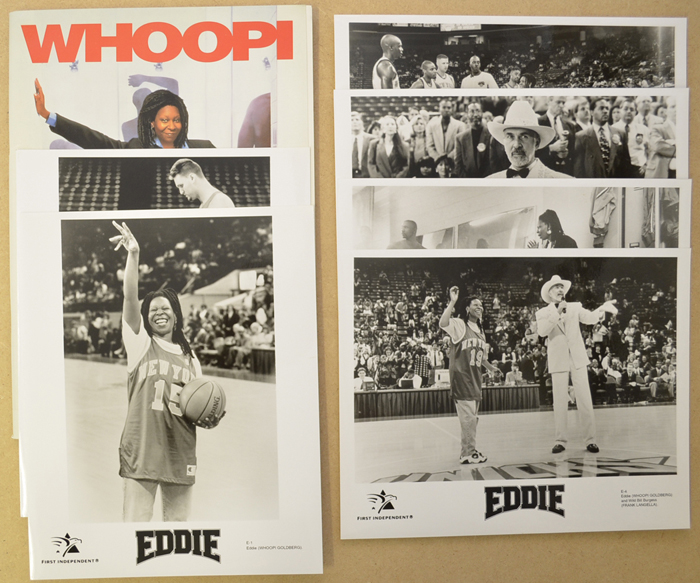 Eddie <p><i> Original Press Kit with 6 Black & White Stills </i></p>