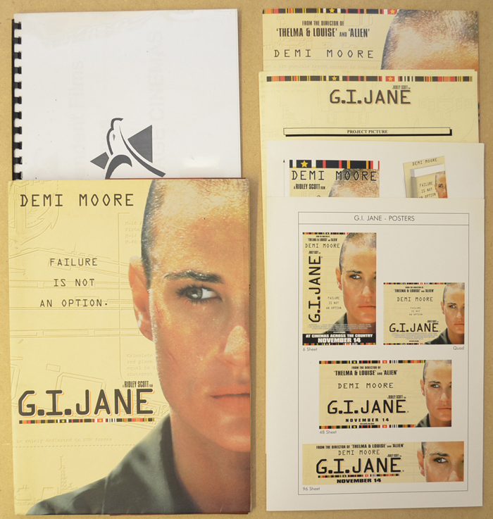 G.I. Jane <p><i> Original Press Kit </i></p>