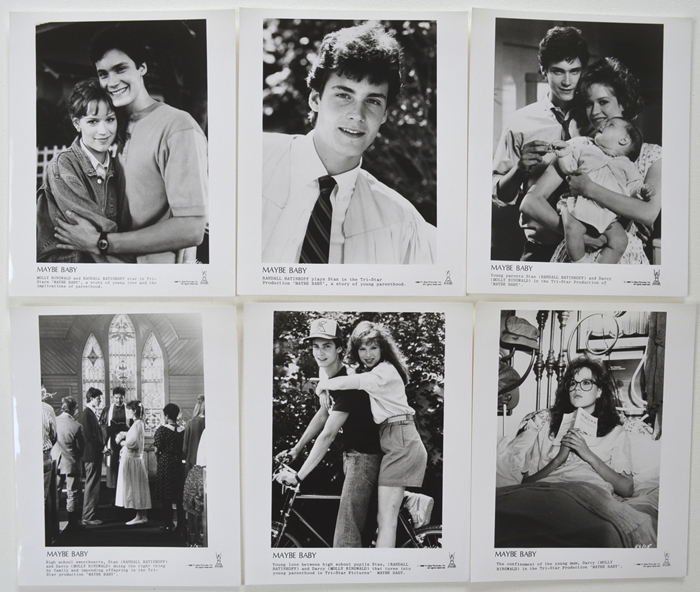 Maybe Baby <p><a> 6 Original Black And White Press Stills </i></p>