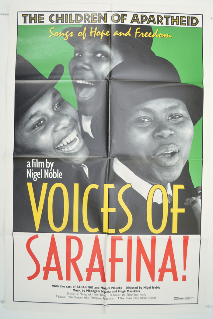 sarafina movie
