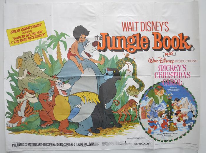 Original Christmas Carol Movie.Jungle Book The Mickey S Christmas Carol P I Double