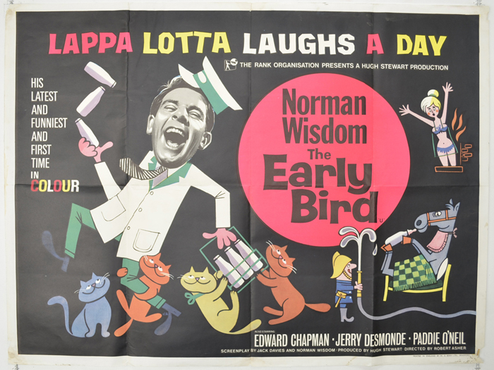 Early Bird (The) - Original Cinema Movie Poster From pastposters ...
