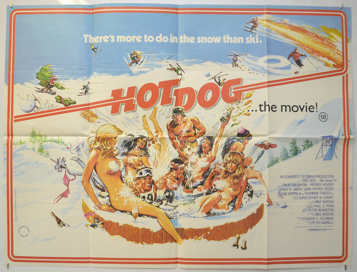 Hot Dog.. The Movie
