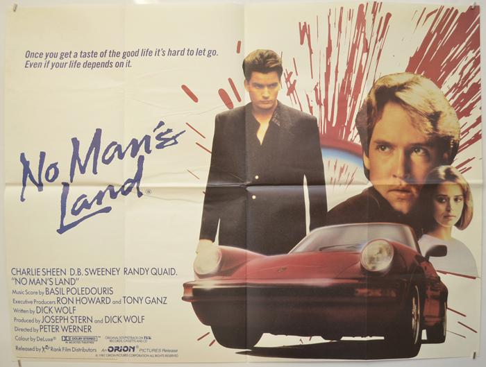 charlie sheen no mans land full movie 1987