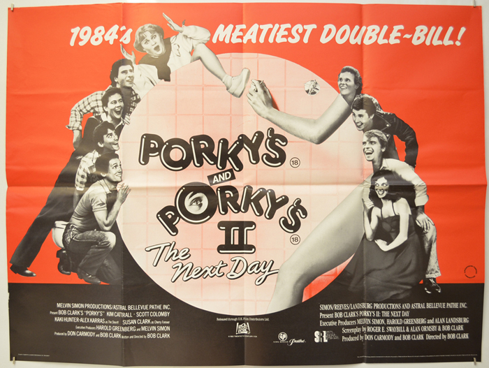 Porky's and Porky's II <p><i> (Double Bill) </i></p>