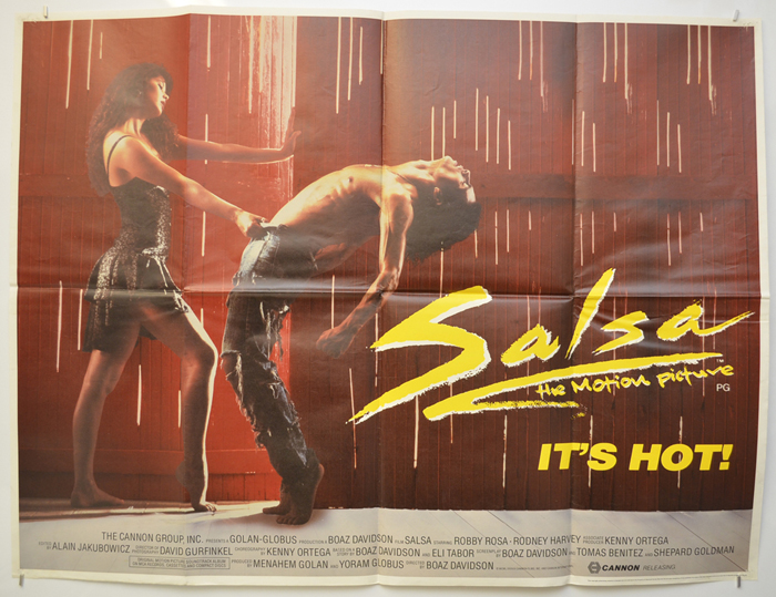 Salsa : The Motion Picture