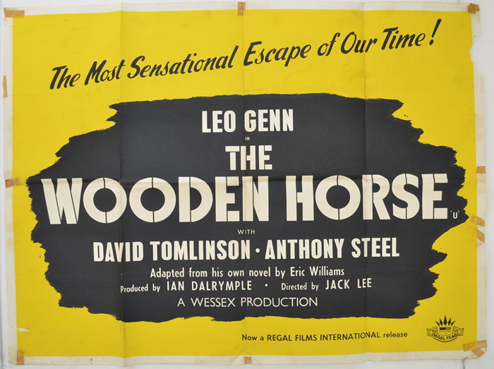 Wooden Horse (The) - Original Cinema Movie Poster From pastposters ...