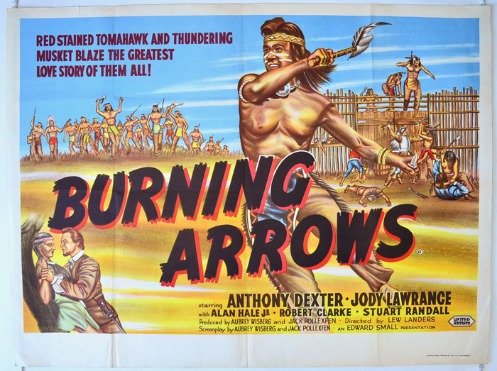 Burning Arrows <p><i> (a.k.a. Captain John Smith and Pocahontas) </i></p>