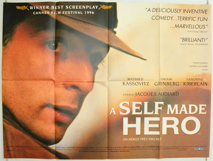 A Self Made Hero <p><i> (a.k.a. Un héros très discret) </i></p>