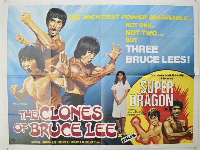 Clones Of Bruce Lee The Super Dragon P I Double Bill I