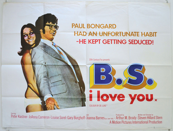 B.S. I Love You