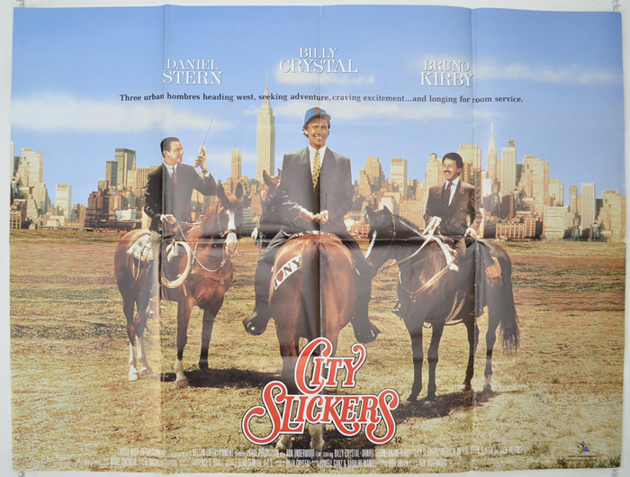 City Slickers - Original Movie Poster