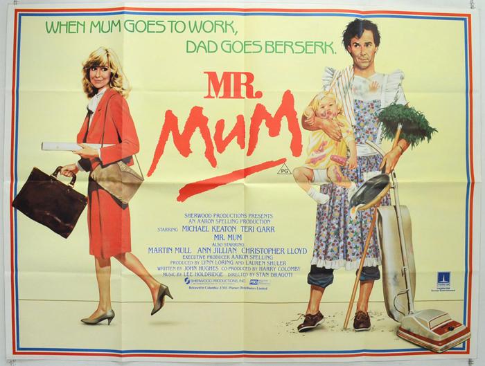 Mr. Mum - Original Cinema Movie Poster From pastposters.com ...