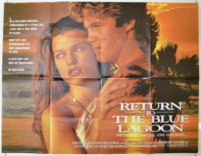 Movie Like The Blue Lagoon Minimalist Interior Design