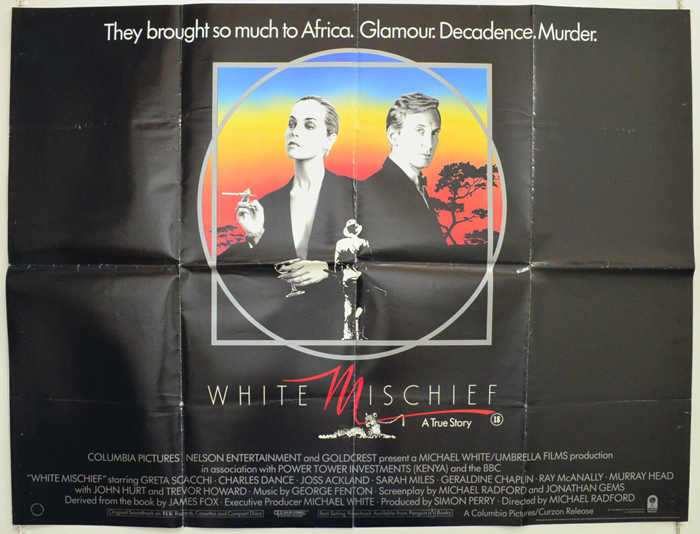White Mischief - Original Cinema Movie Poster From pastposters.com ...