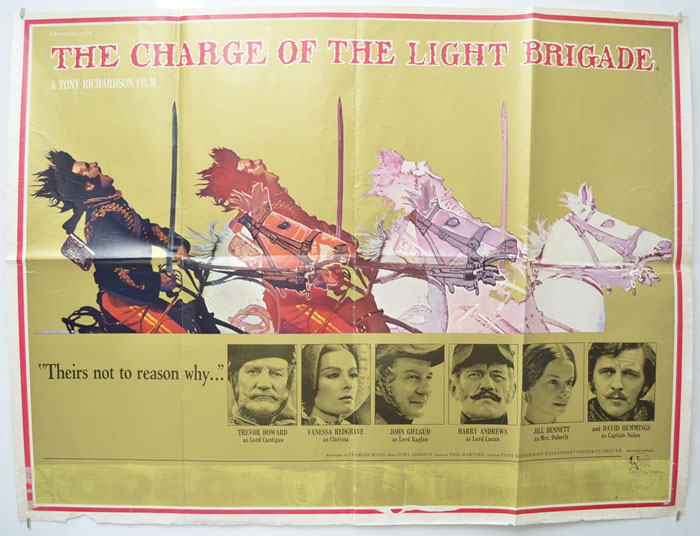 Charge Of The Light Brigade (The) <p><i>(Teaser / Advance Version?) </i></p>