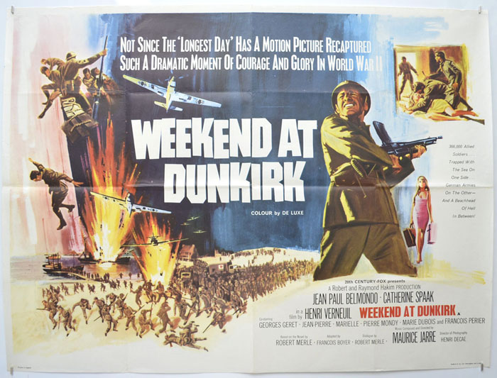 Weekend At Dunkirk