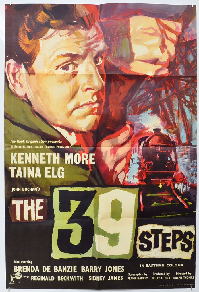 39 Steps (The)