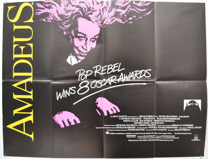 Amadeus <p><i> (Oscar Winner Version) </i></p>
