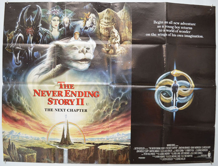 Never Ending Story II  : The Next Chapter