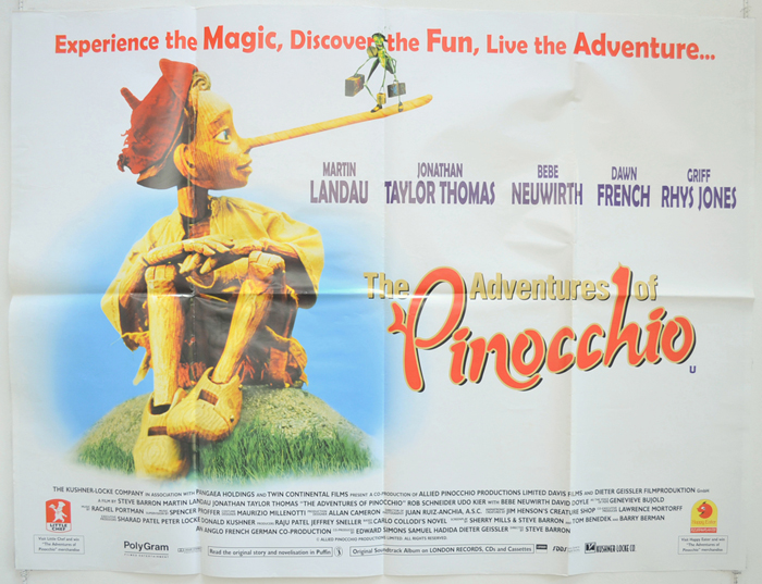 Adventures Of Pinocchio (The)
