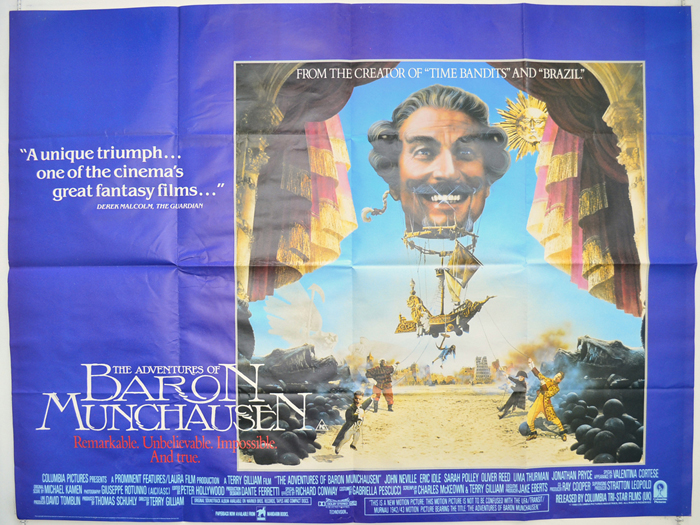 Adventures Of Baron Munchausen (The)