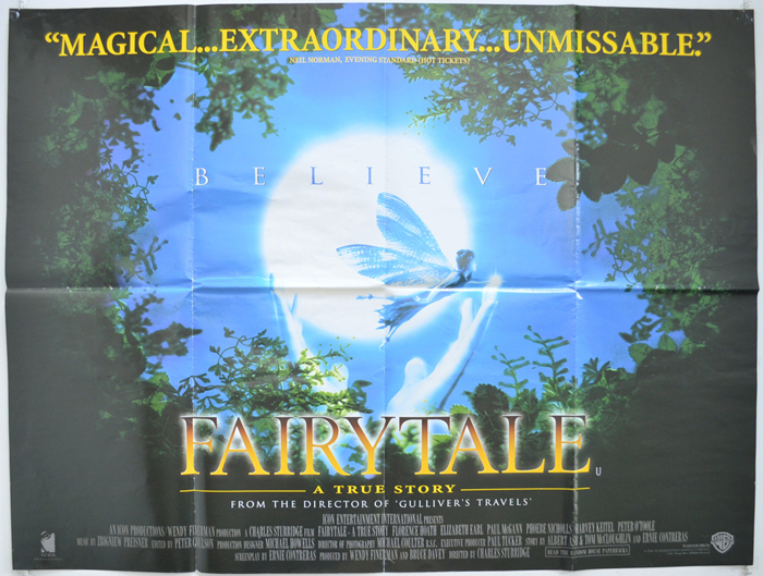 Fairytale : A True Story