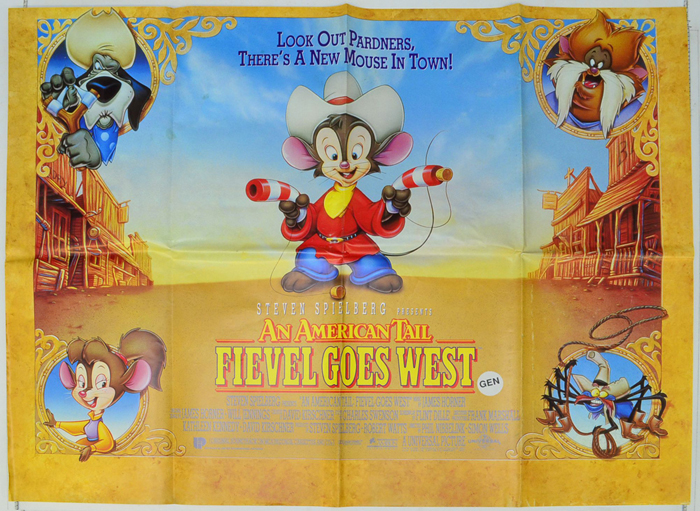 An American Tail 2 : Fievel Goes West