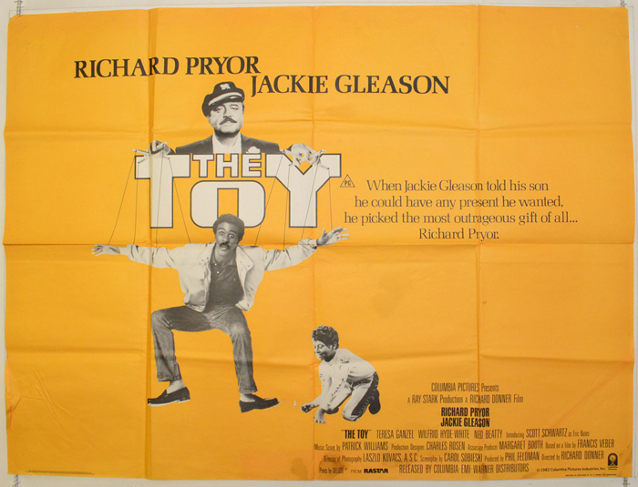 Toy (The) - Original Cinema Movie Poster From pastposters.com ...