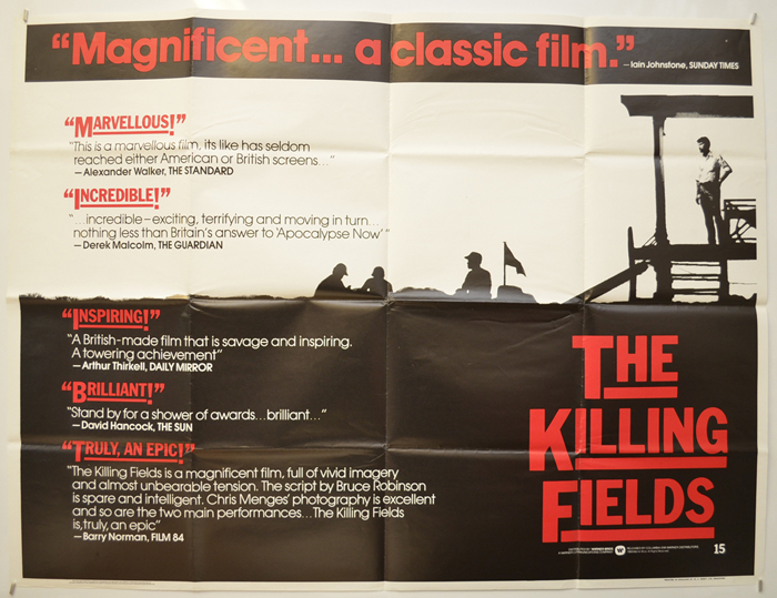 Killing Fields (The) <p><i> (Reviews Version) </i></p>