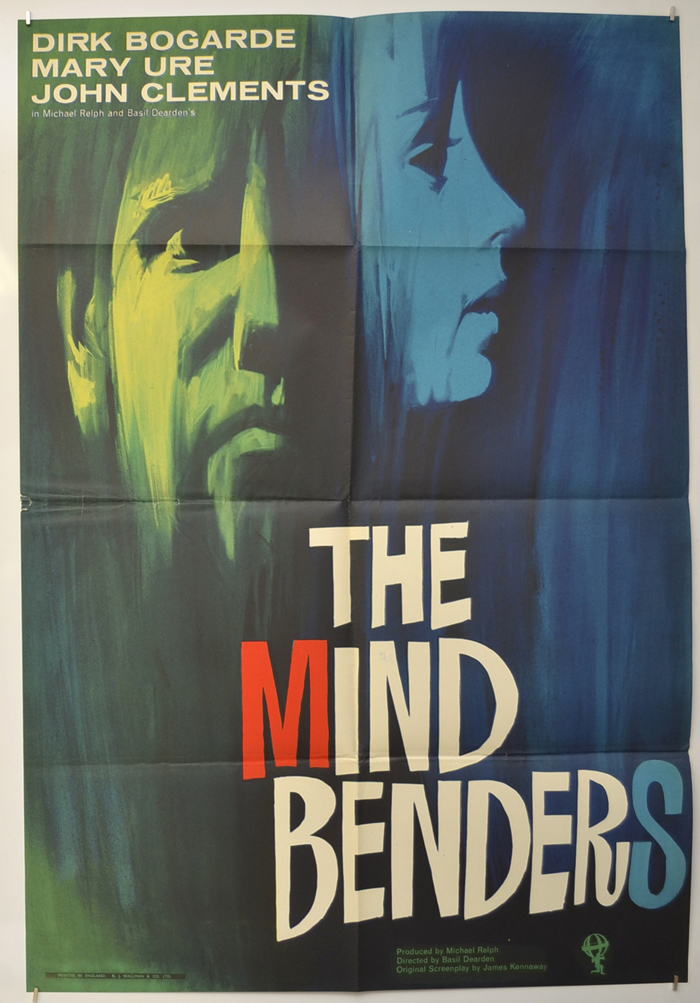 Mind Benders (The) - Original Cinema Movie Poster From pastposters ...