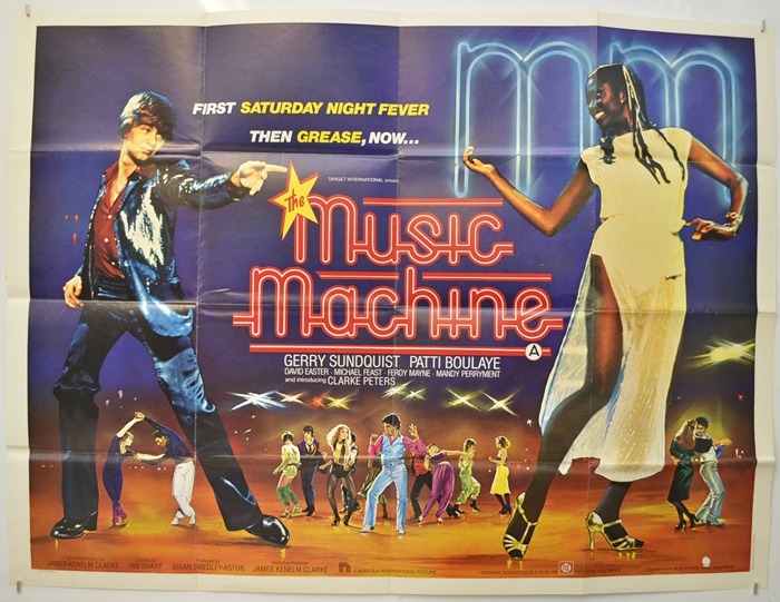 Music Machine (The)
