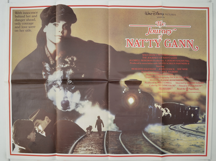 Journey Of Natty Gann (The) - Original Cinema Movie Poster From ...