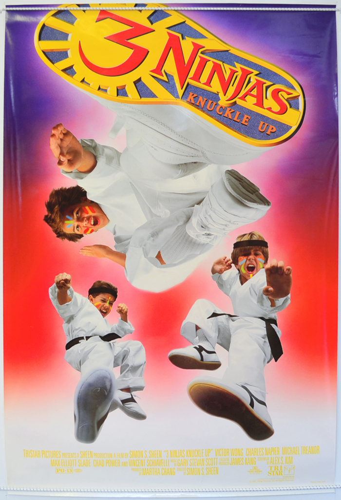 3 ninjas knuckle up full movie part 1