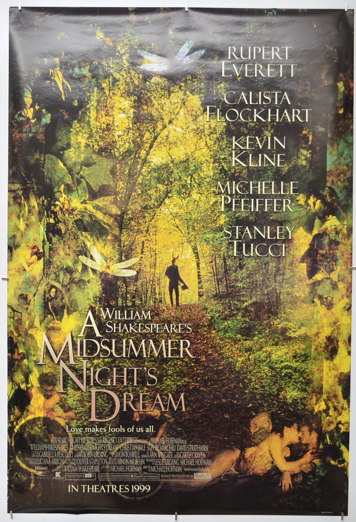 A Midsummer Night's Dream <p><i> (Teaser / Advance Version) </i></p>