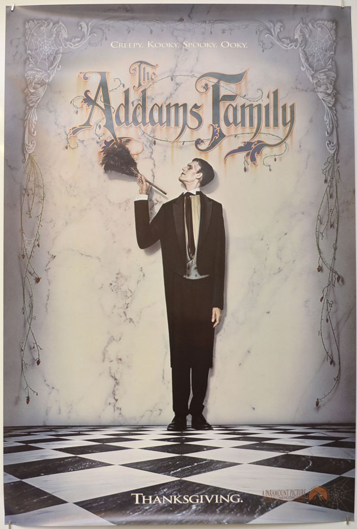 Addams Family (The) <p><i> (Teaser / Advance Version) </i></p>