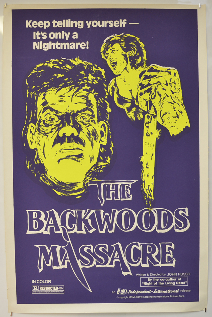Backwoods Massacre <p><i> (a.k.a. Midnight) </i></p>