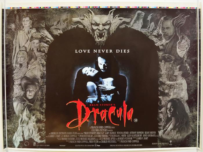 Bram Stoker's Dracula <p><i> (Printers Proof) </i></p> - Original ...