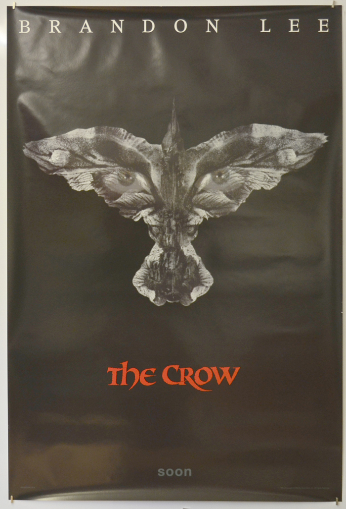 Crow (The) <p><i> (Teaser / Advance Version) </i></p>