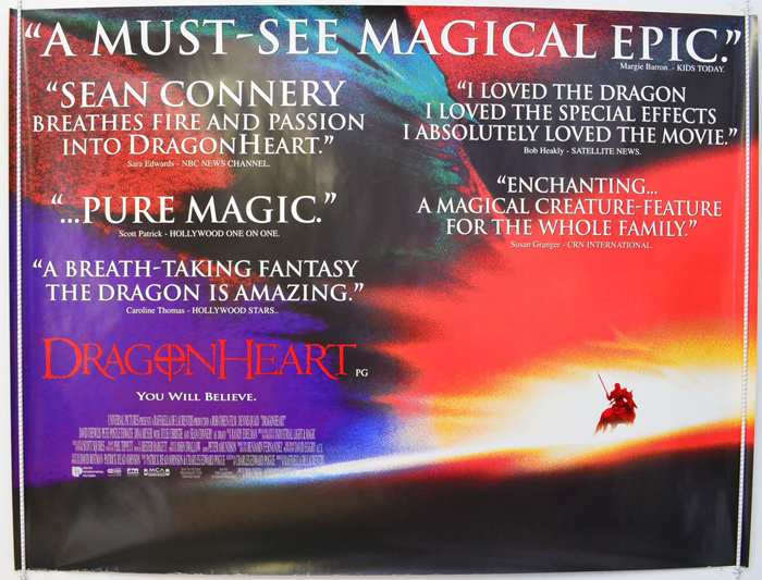 Dragonheart <p><i> (Reviews Version) </i></p>