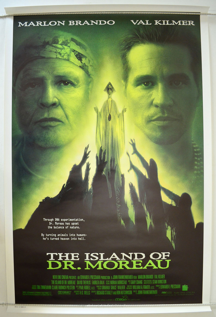 Island Of Dr. Moreau (The)