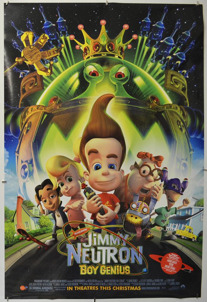 Jimmy Neutron Film