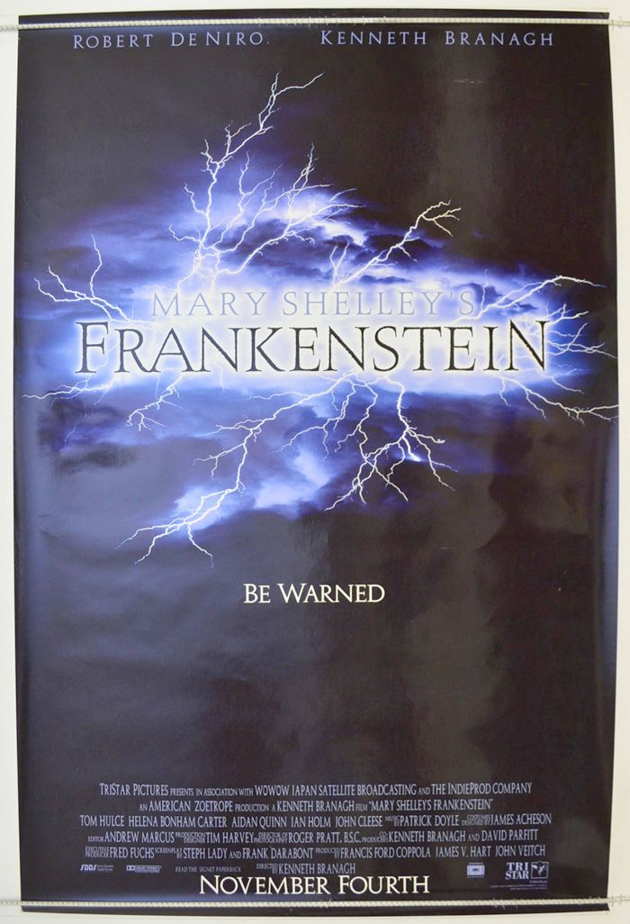Mary Shelley's Frankenstein <p><i> (Teaser / Advance Version) </i></p>
