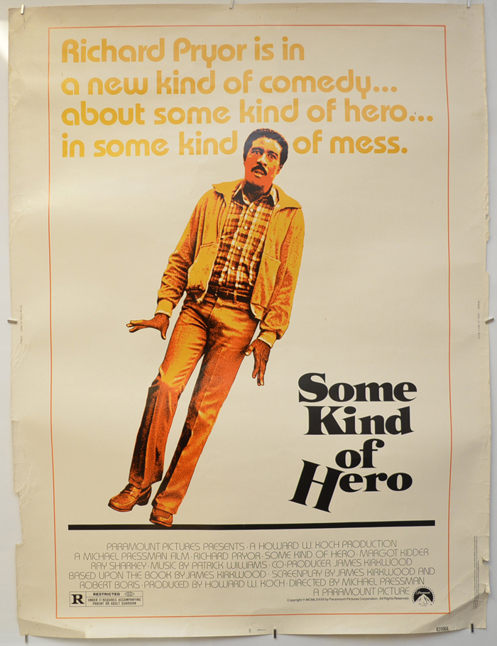 Some Kind Of Hero <p><i> (USA Drive-IN Poster) </i></p>