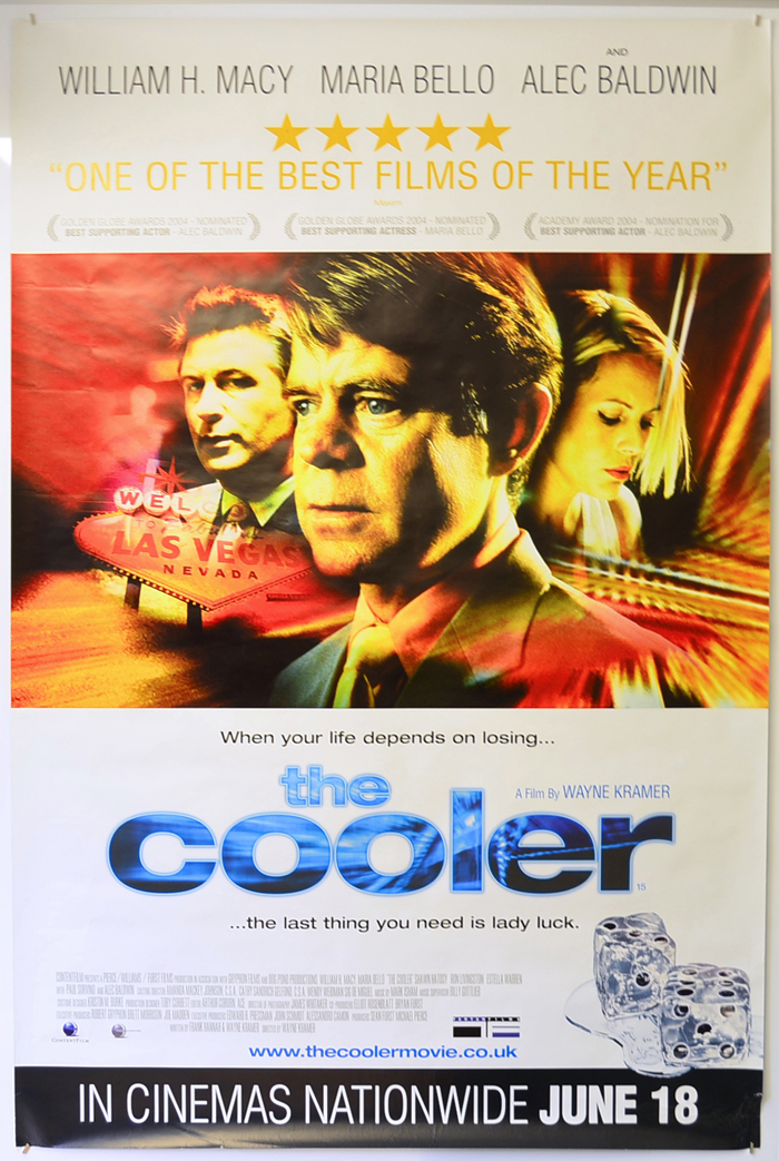 Cooler (The) <p><i> (British 4 Sheet Poster) </i></p>