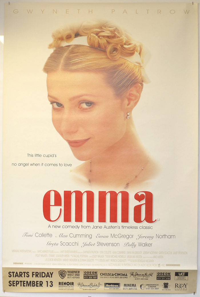Emma <p><i> (British 4 Sheet Poster) </i></p>