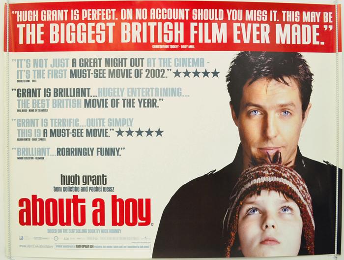 About A Boy <p><i> (Reviews Version) </i></p> - Original